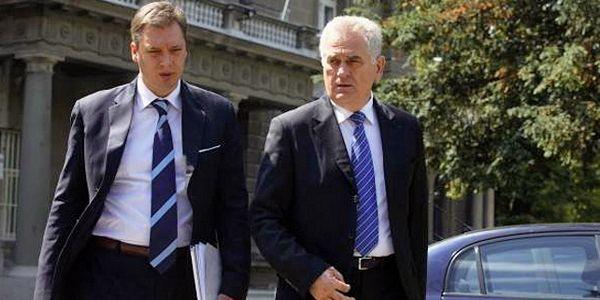 Vučić: Nikolić je potpuno u pravu, curi iz MUP-a!