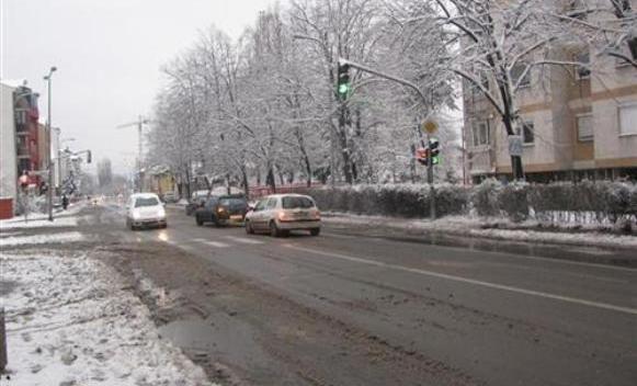Gradske saobraćajnice prohodne i očišćene