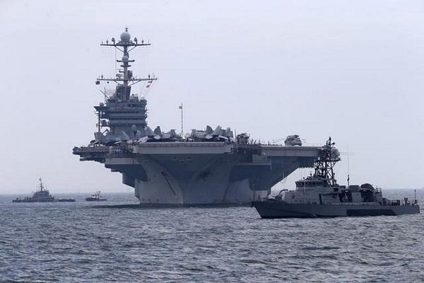 Vojni brod SAD ide ka Crnom moru