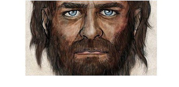 Prvi čovjek je imao plave oči i bio je tamnoput