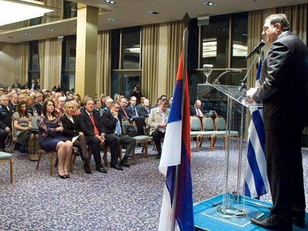 Dodik završio posjetu Solunu