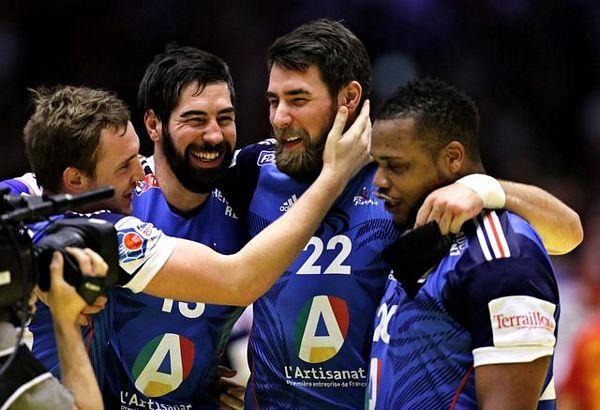 Francuska prvak, pregazila Dansku!