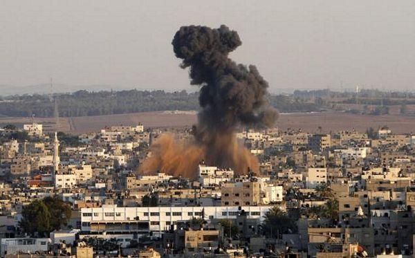 Vazdušni napadi u Gazi, poginuli četvoro djece