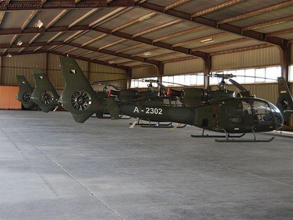 Za remont starih helikoptera 7,5 miliona KM