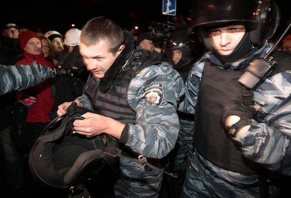 Novi sukobi u Kijevu