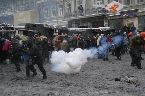 Kijev: Šansa da se nasilje zaustavi
