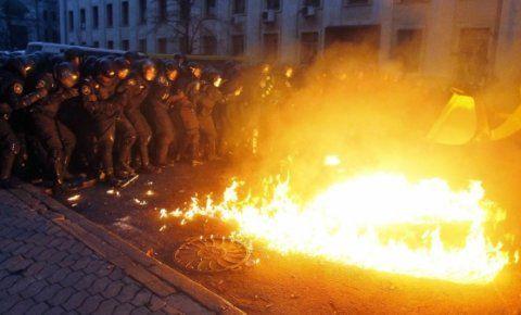 Nemiri u Kijevu i noćas i jutros