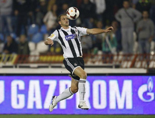 Partizan bez špica, Kojić povrijeđen