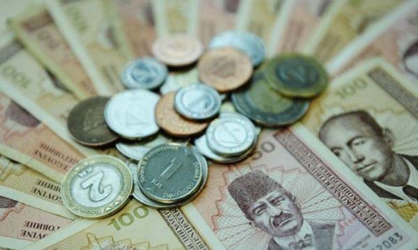 Prosječna plata u decembru  820 KM