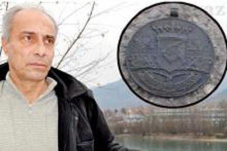 Goraždanin u Drini našao austro-ugarsku medalju