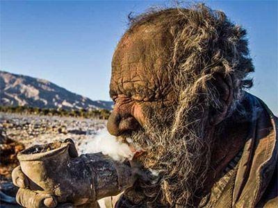 Irac koji se nije kupao 60 godina