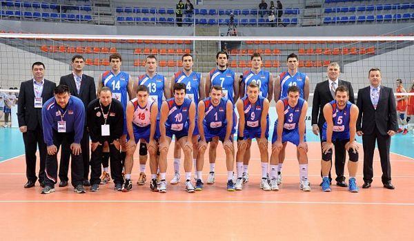 Odbojkaši Srbije na Svjetskom prvenstvu