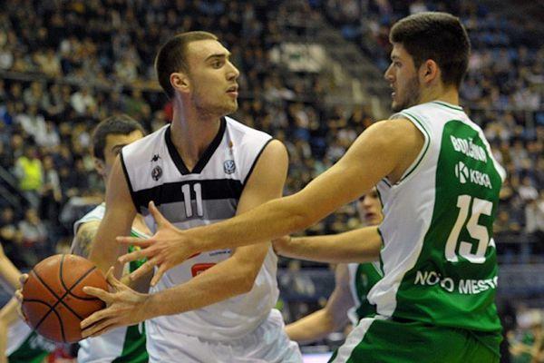 Partizan se revanširao Krki!