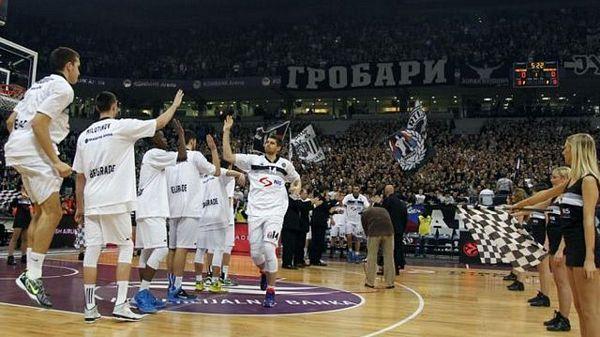 Partizan slavio u Zadru