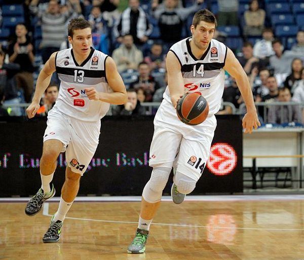 "Lokomotiva ""pregazila"" Partizan"