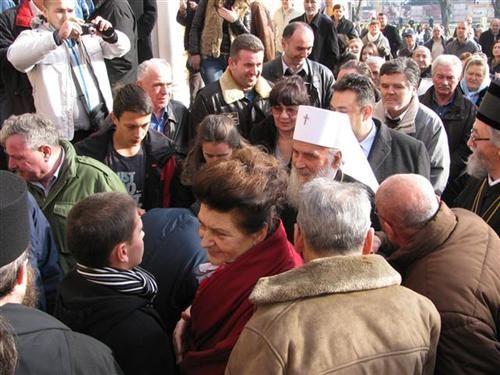 Patrijarh: Republici Srpskoj i Srbiji neophodno jedinstvo