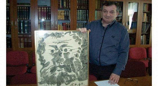 Kozarska Dubica: Utvrđivanje autentičnosti Pikasove slike