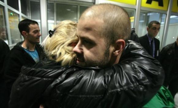 Radnici iz Sočija stigli u Beograd