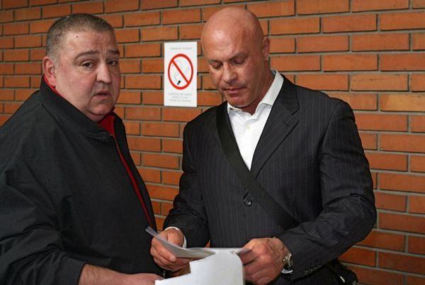 Uhapšeni Romić i Radonjić, osumnjičeni za ubistvo Ćuruvije