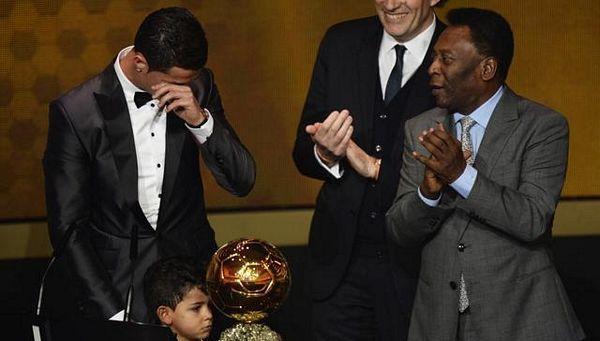 Kristijano Ronaldo proglašen za najboljeg igrača na svijetu