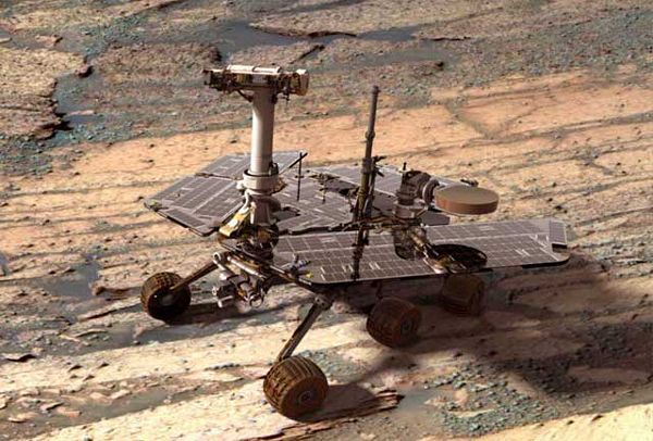 Nasin rover i dalje pronalazi čudne stvari na Marsu