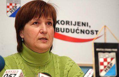 Ruža Tomašić – Tompson u EU parlamentu: Srbija mora da se riješi četnika