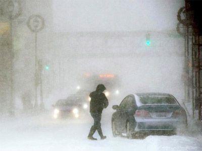 Rekordne hladnoće u Sjedinjenim Državama