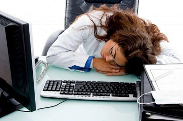 Šta da radite kada ste pospani na poslu?