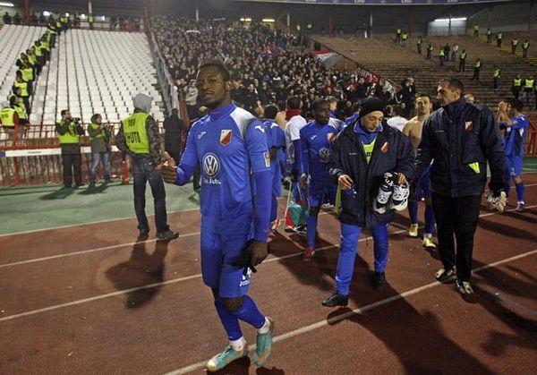 Umaru stiže u Partizan