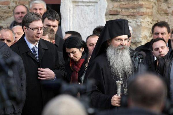 Srpska država neće ostaviti svoj narod