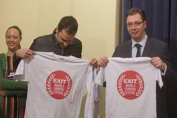 Vučić najavio pomoć Egzitu