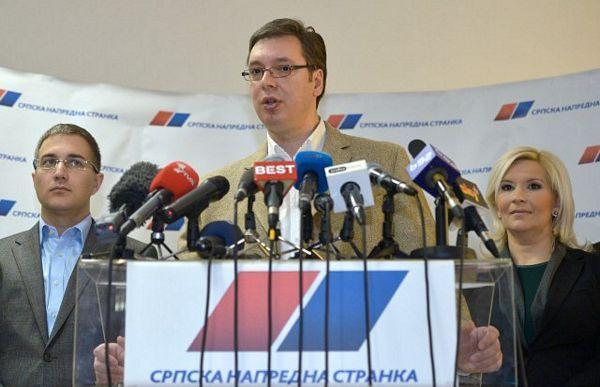 Vrh SNS jednoglasno za izbore 16. marta