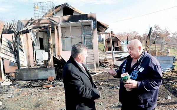 Vehabije pod lupom zbog paljenja kuće povratnika