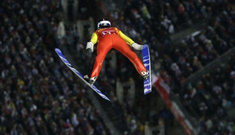 Olimpijski šampion u ski-skokovima: Plašim se visine!