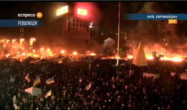 Kijev: 18 mrtvih, policija napada (VIDEO)