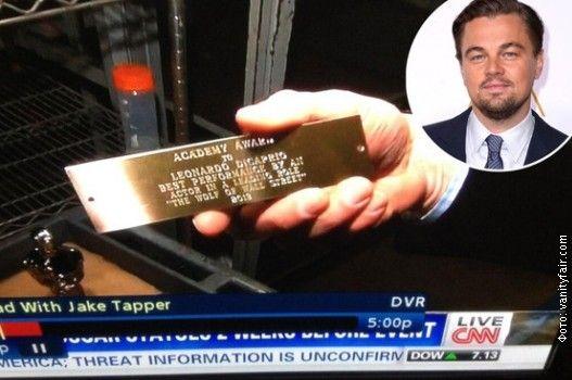 """""""Si-En-En"""" otkrio da je Dikaprio dobitnik Oskara?"""
