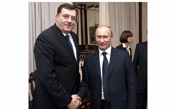 Dodik u Sočiju na Putinov poziv