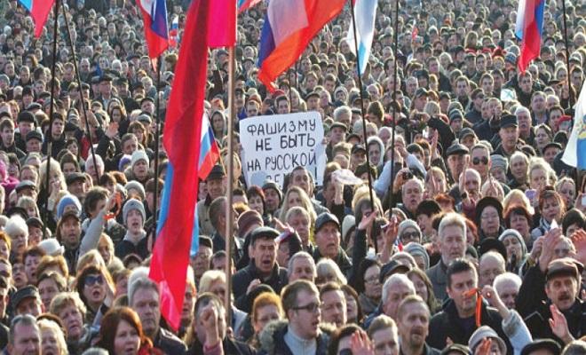 Ukrajina: Objavljen nalog za hapšenje Janukoviča, protesti na Krimu