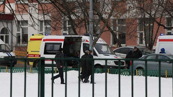 Pucnjava u moskovskoj školi: Ubijeni policajac i nastavnik, napadač neutralisan? (VIDEO)