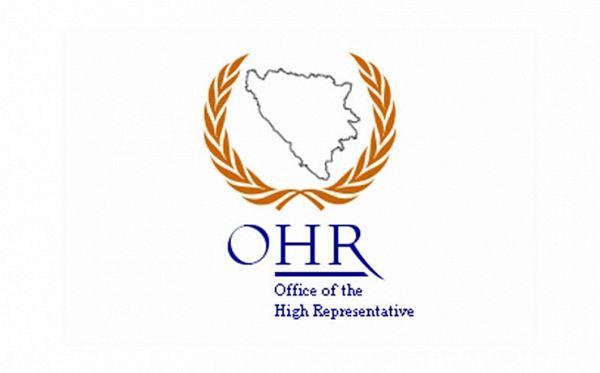 OHR: Incko odgovarao na hipotetičko pitanje