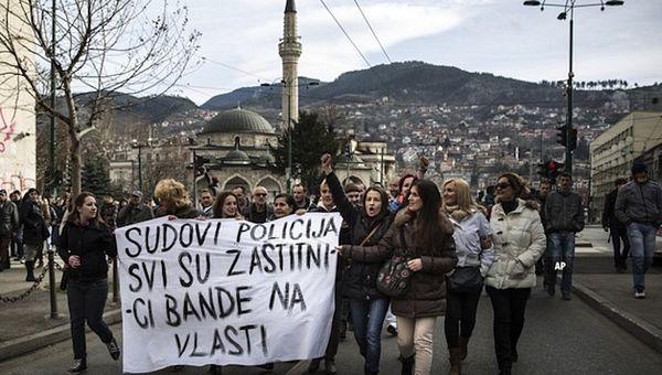 Najavljeno masovno okupljanje u Sarajevu