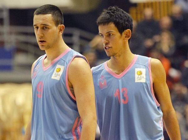 ABA: Loš dan za srpske timove