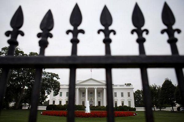 Htio da preskoči ogradu Bijele kuće