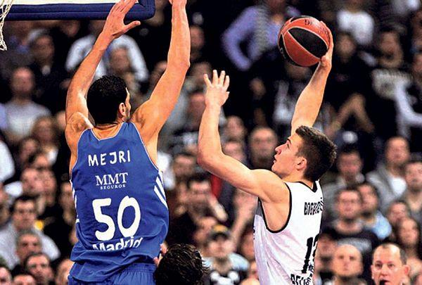 Partizan protiv Reala