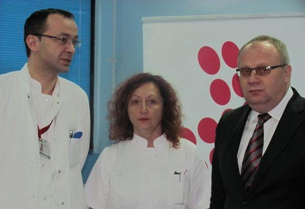 KC Banja Luka: Otvoren prošireni dio dnevne hematološke bolnice