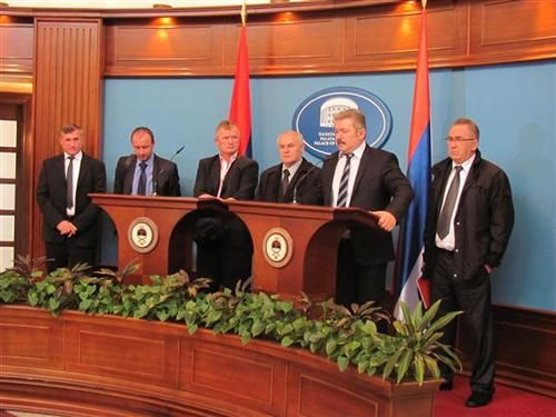 Ćurguz: Cilj protesta u FBiH revizija Dejtonskog sporazuma
