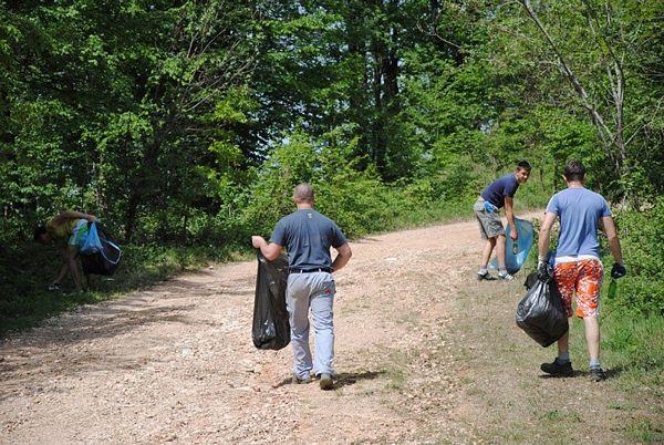 Akcija: Čišćenje deponija u jednom danu
