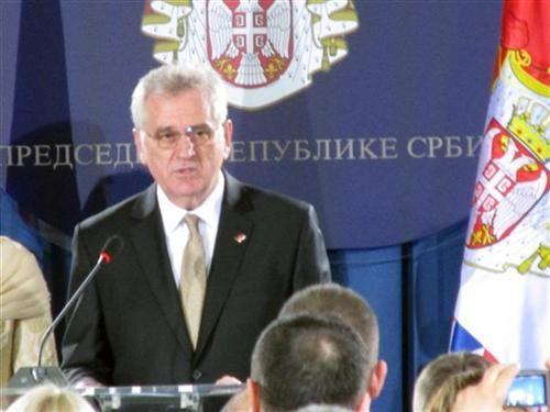 Nikolić: Srbi moraju da budu jedinstveni i mudri