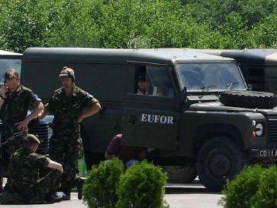 Nema potrebe za angažovanjem EUFOR-a