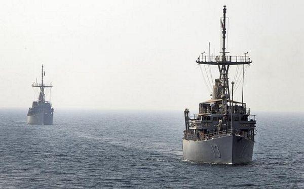 Iranski brodovi krenuli ka Americi
